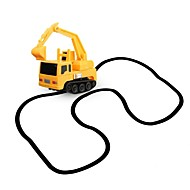 Baustellenfahrzeuge Fahrzeug Auto Spielzeug 1:64 Kunststoff Kohlenstoff-Aluminiumlegierung