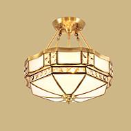 ペンダントライト ,  クラシック 田舎風 真鍮 特徴 for LED メタル リビングルーム ベッドルーム ダイニングルーム
