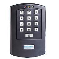 Controle de controle de acesso cu-k18 controle de acesso atendimento ic id reader reader cartão de controle de acesso de senha cartão de