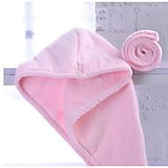 Haar Wraps,Effen Hoge kwaliteit 100% Katoen Handdoek