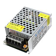 Hkv® 1pcs mini tamanho levou a fonte de alimentação de comutação 12v 2a 25w transformador de iluminação adaptador de alimentação ac100v