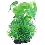 Akvarij Dekoracija Vodena biljka Plastika