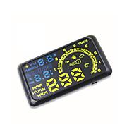 4c auto huid 5,5 scherm auto obdii auto huid obd2 poort kop-up display km / u mph overspeed waarschuwing voorruit projector alarmsysteem