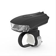 Pyöräilyvalot Valaistus Polkupyörän etuvalo turvavalot LED LED Pyöräily Kannettava Ammattilais Korkealaatuinen Litium-paristo 1200 Lumenia