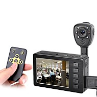visiondrive vd5000ii502 1080/30 rám plný hd rekordér / kamera podpora 32gb tf