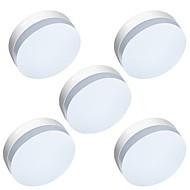 5pcs levou superfície montada 24w painel de teto luz 160w luz incandescente equivalente