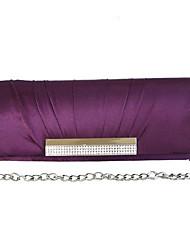 bellissime borse da sera di seta / frizioni colori più disponibile