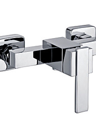 Contemporary Tub Shower Faucet (without Hand Shower)