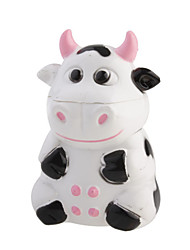 Milk Cow Shaped Butane Jet Torch Lighter with Moo Sound Effects