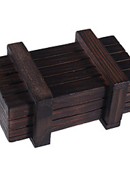 Magic Wooden Box with Secret Drawer