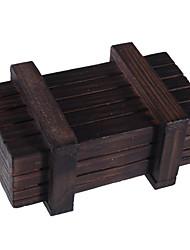 Волшебная деревянная коробка с секретным ящиком