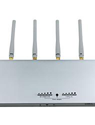 emisión del teléfono móvil de la señal con control remoto y 4 antenas (ypy111)