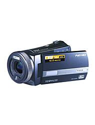 Ordro HDV-d200 HD1080i 5.0MP CMOS câmera de vídeo digital de 5x com tela de 3,0 polegadas e zoom óptico 10x zoom digital (dce1004)