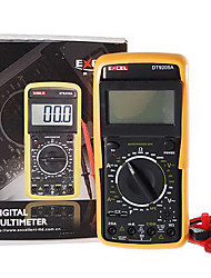 "[CyberMondaySale]2.7"" LCD Digital Multimeter with Silicone Case (1*6F22 included)"