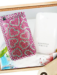 housse de protection pour 3g/3gs iPhone - sweet heart (2 styles par paquet) (czah026)