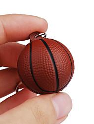 Брелок Баскетбол Классика Брелок / Эластичный Бежевый Пластик