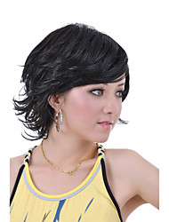 Short Curly Black Hair Wig