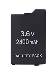 Battery Pack for Sony PSP (2400mAh)