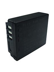 bcd10/s007e substituição da bateria para câmera digital Panasonic tz1/50 digital (09370252)