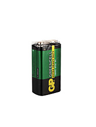 GP 9В 1604 / 6F22 Супер Heavy Duty батарея (GP 9В HEAVY DUTY)