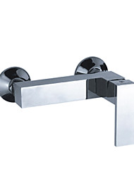 enkele handgreep chroom wall-mount douchekraan 1018-LK-0244