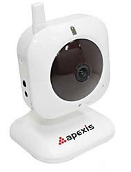 Apexis® Box IP Network Camera Night Vision Motion Detection Email Alert Wireless