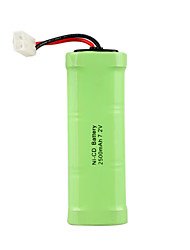 Ni-CD 2500mAh 7.2V Rechargeable Battery(HB016)