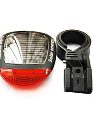 Solar Power Bicycle LED Taillight (1049-CIS-72009)