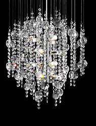 maishang® 8-lumière lustre en cristal (1069-MC-22026