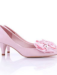 Women's Wedding Shoes Heels Heels Wedding Black/Blue/Pink