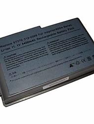 bateria para dell latitude D505 D510 D500 D520 D600 D610 D530 Inspiron 500m 600m j2178/u1544 w1605 c1295