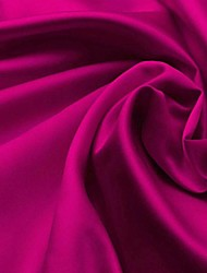 Satin/ Chiffon/ Taffeta/ Organza/ Stretch Satin Fabric By The 1/2 Yard