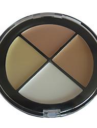 finitura naturale makeup palette concealer n.2 (4 colori)