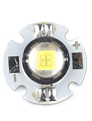 3.0 ~ 3.7V 10W SSC P7 LED avec base blanche