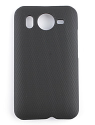 Чистая резкое защитный чехол для сотового телефона HTC Desire HD (черный)