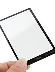 Fotga prima la pantalla LCD del panel protector de vidrio para Panasonic LX-3/LX-5