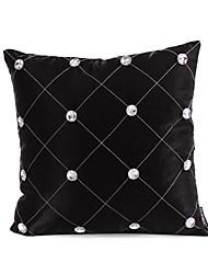 Manor Cushion Cover (Black)