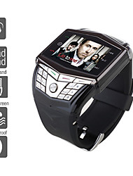 "Ultra Thin 1.5"" 2G Watch Phone(Quad Band,MP3,Mp4,Player,Waterproof)"