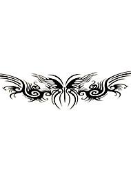 5 шт водонепроницаемый временную татуировку (14м * 4 см)