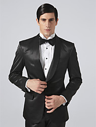Single Breasted One-button Shawl Lapel Groom Tuxedo