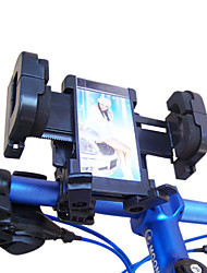 Bike Cell Phone Holder / GPS Base Support 360 Degrees Rotation