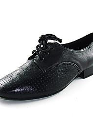 натуральная кожа верхних танцевать бальные туфли латинского обувь для мужчин