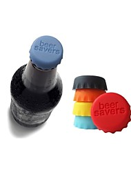 Soft Silicon Beer Savers – Set of 6 (More Colors)