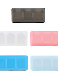 Game Card Case Box for Nintendo DSL (Assorted Colors)