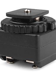 c-n2 adaptateur flash Hot Sync de chaussures pc pour canon reflex numérique Nikon LC-2