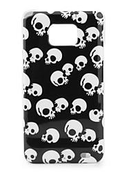 modische Schutzhülle für Samsung i9100 (Skelett)