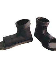 Zapatos de Cosplay Naruto Ninja inspirados en negro