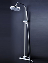 miscelatore termostatico pioggia set doccia (0634-sc1051)
