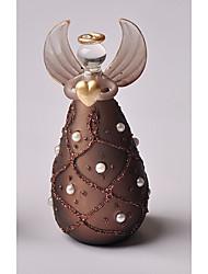 cadeaux de demoiselle d'honneur cadeau cristal bénédiction brun ange souvenir