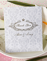 Thank You Card - Crown (Set of 50)